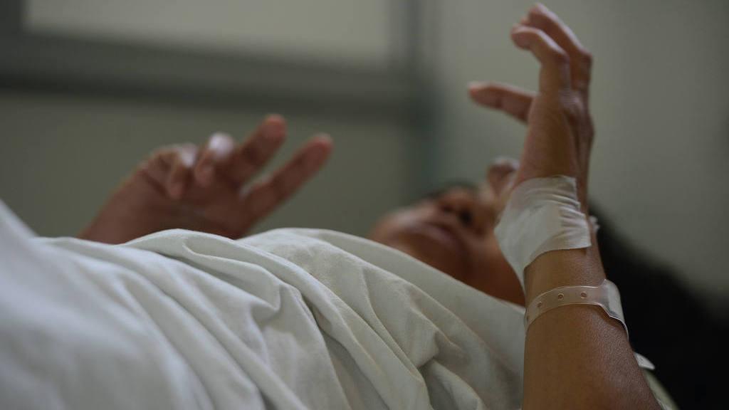 Pacientes con Zika y Guillain-Barré.