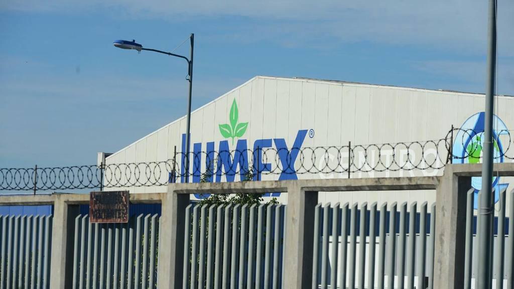 Fábrica de jugos Jumex