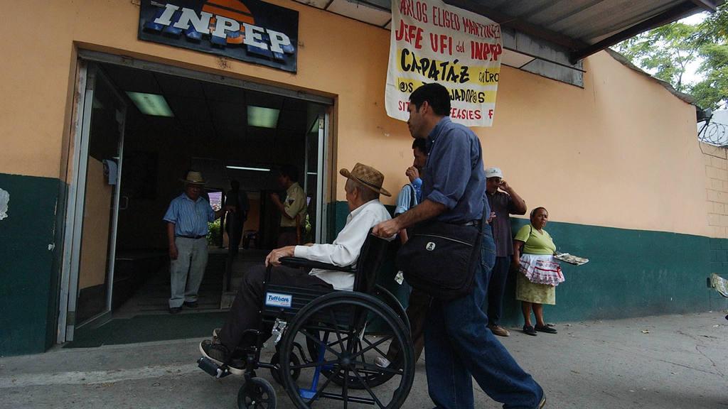 Protesta INPEP