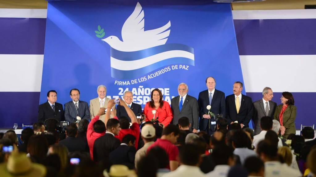 Aniversario Acuerdos de Paz