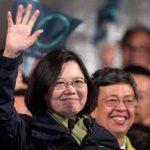 Presidenta Taiwan