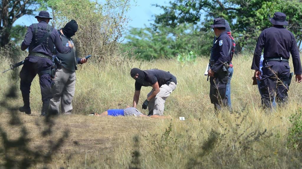 Homicidio Usulután