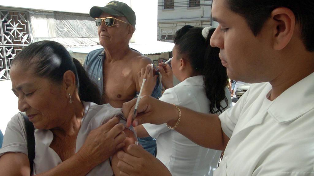 El Ministerio de Salud lanzará hoy la semana de vacunación de Las Américas.