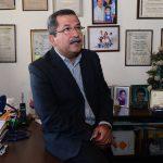 Juan Antonio Tobar iniciará su segunda gestión  como presidente del Colegio Médico.