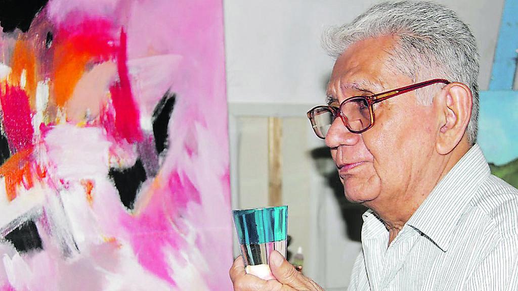 Armando Solís es el Salvadoreño del mes de enero 2016.