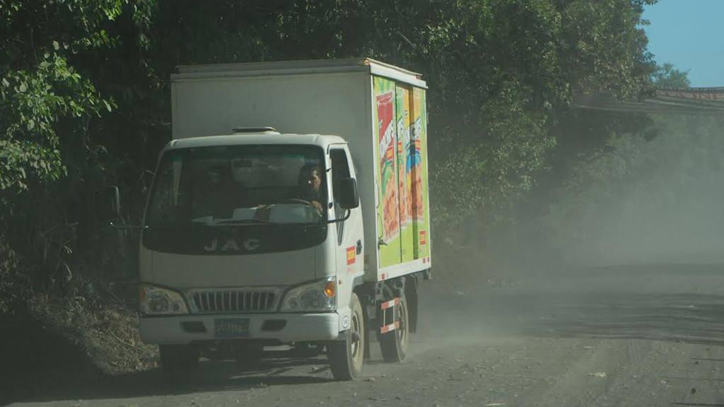 Los vehículos que transportan mercadería están expuestos a los asaltos y extorsiones en diferentes sectores de la zona oriental.