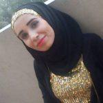 La periodista Ruqia Hassan.