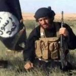 Abu Muhamad al Adnani, en uno de sus últimos videos.