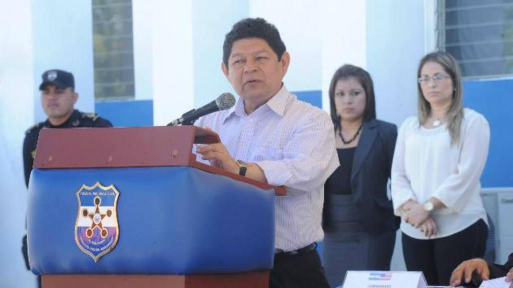 Benito Lara, ex ministro de Justicia y Seguridad