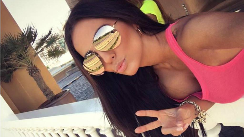 Nikoleta Lozanova, la supuesta novia de Cristiano Ronaldo