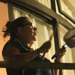 Los cacerolazos fueron escuchados en varios barrios de las principales ciudades del país.
