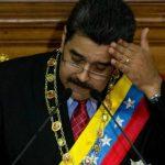 El gobernante chavista Nicolás Maduro.