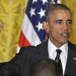 Barack Obama, presidente de los Estados Unidos.