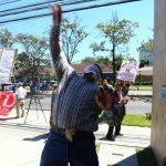 Protesta, Veteranos de guerra protestas