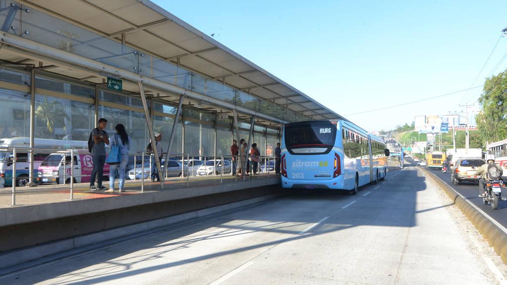 El incidente se reportó en la estación de Amatepec.