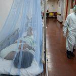Los mosquiteros se han puesto para pacientes en áreas de obstetricia y oncología.