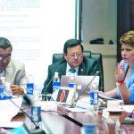 Comisión Legislación y Puntos Constitucionales
