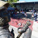 El Cuerpo de Bomberos de El Salvador, celebró sus 133 Aniversario,
