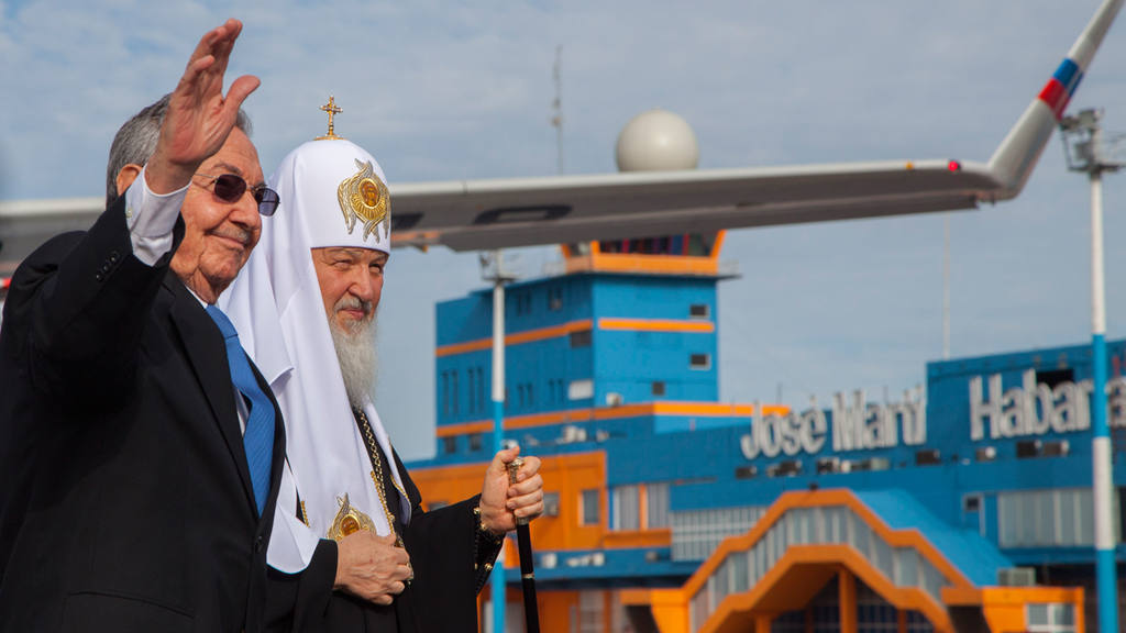 Russian Orthodox Patriarch Kirill