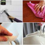 Trucos para limpiar el hogar
