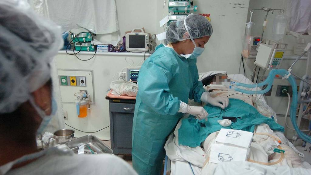 Estiman que la capacidad de UCI en el país no dará abasto a pacientes con Guillain Barré
