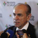 El ministro de Salud de Brasil, Marcelo Castro.