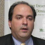 Carlos Ponce, director regional de la organización de derechos humanos y democracia, Freedom House.