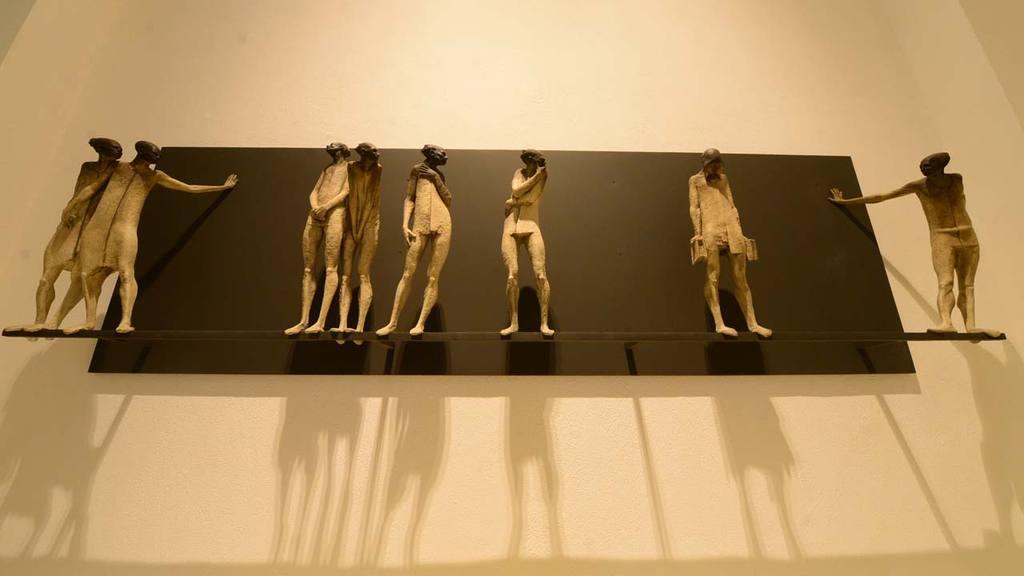 Exposición Max Leiva
