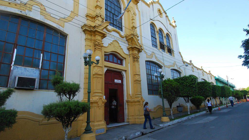 Alcaldia de San Salvador