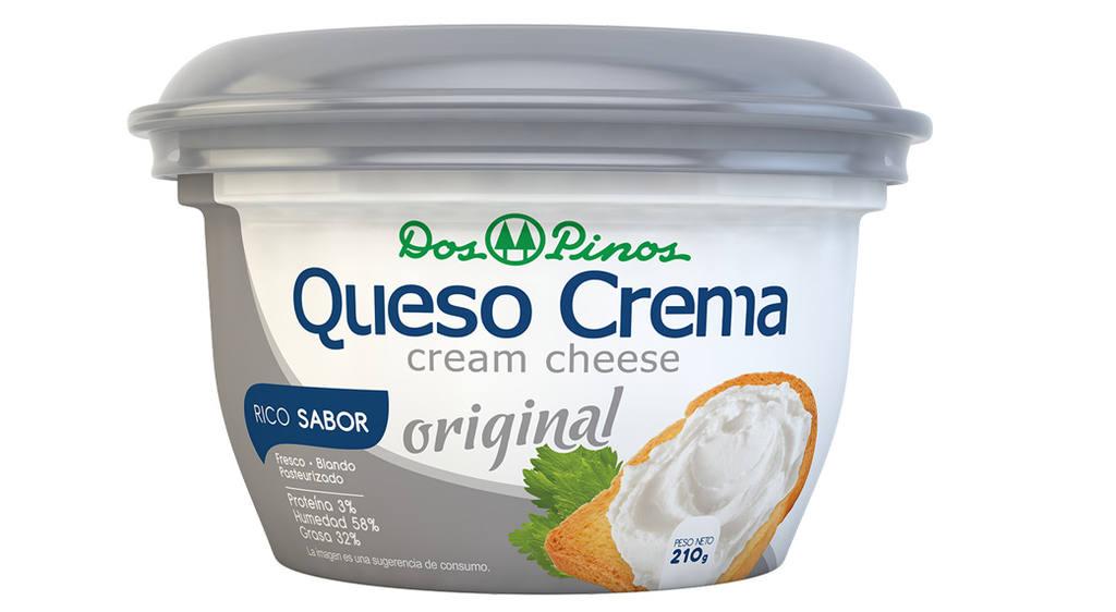 Imagenes De Queso Crema: Queso Crema Dos Pinos Presentó Su Nueva Imagen