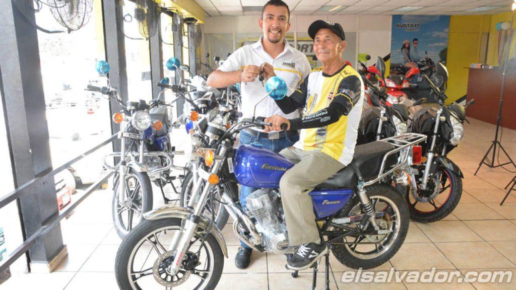 Moto Sport Entreg U00f3 Una Freedom Fire 125