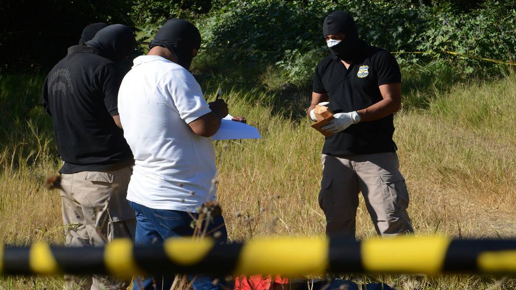 Homicidio Asesinato Muerto Finca La Esmeralda Antiguo Cuscatlan