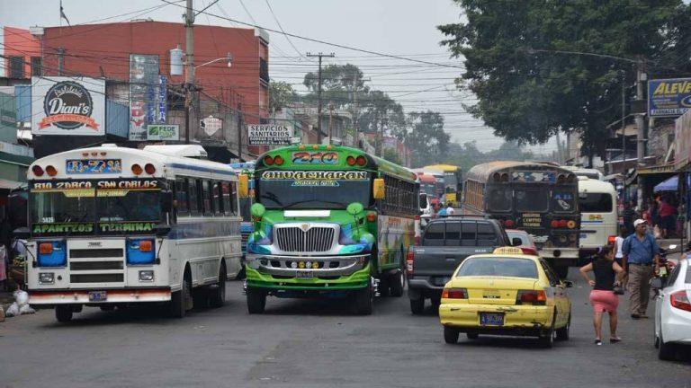Tráfico Santa Ana