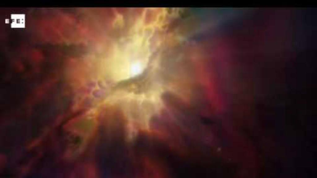 Astrónomos observan frío diluvio intergaláctico que alimenta agujero ...