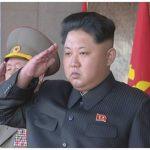 El dictador norcoreano Kim Jong-un.