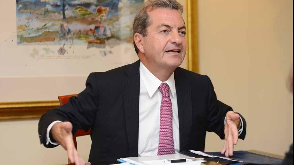 Pascal Drouhaud, quien corre como diputado del partido francés Los Republicanos para la circunscripción América Latina y el Caribe, visitó el país para tomar contacto con sus compatriotas y conocer varios de sus proyectos.