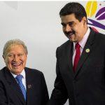 Sanchez Ceren-Maduro
