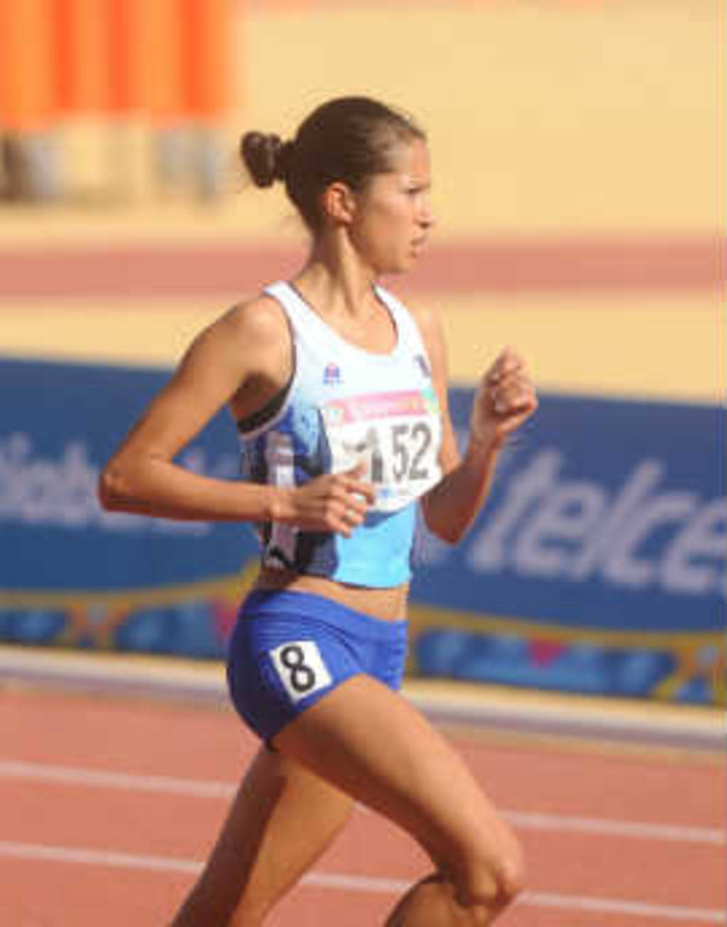 Zuna Portillo logró el único oro salvadoreño e impuso un nuevo récord regional.