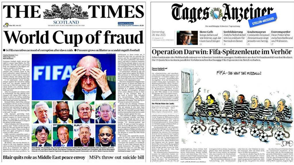 FIFA corrupción