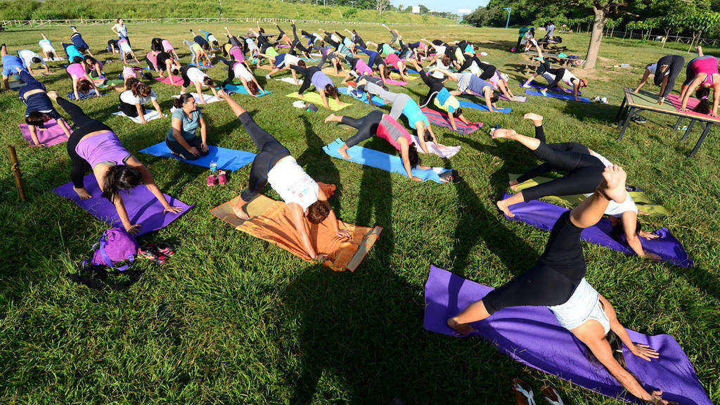 Yoga gratis