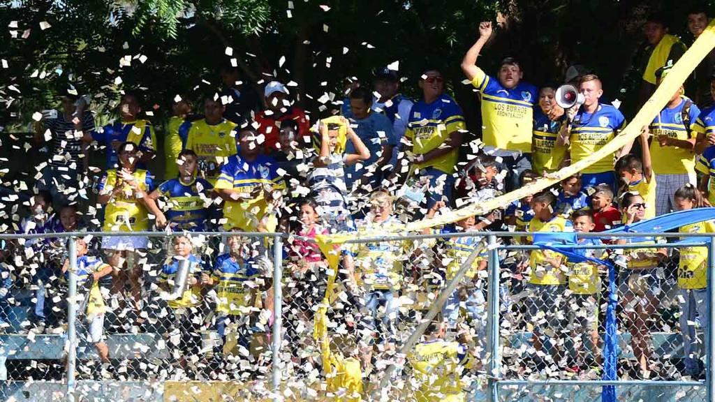 Pasaquina 2-2 Santa Tecla