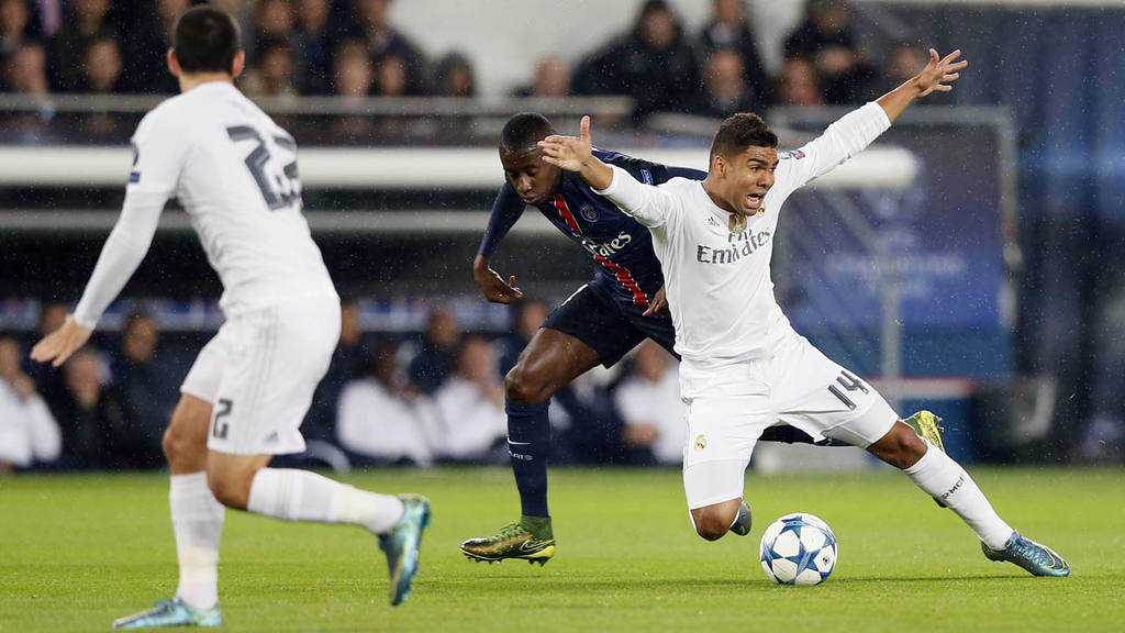 Paris Saint Germain 0 - 0 Real Madrid
