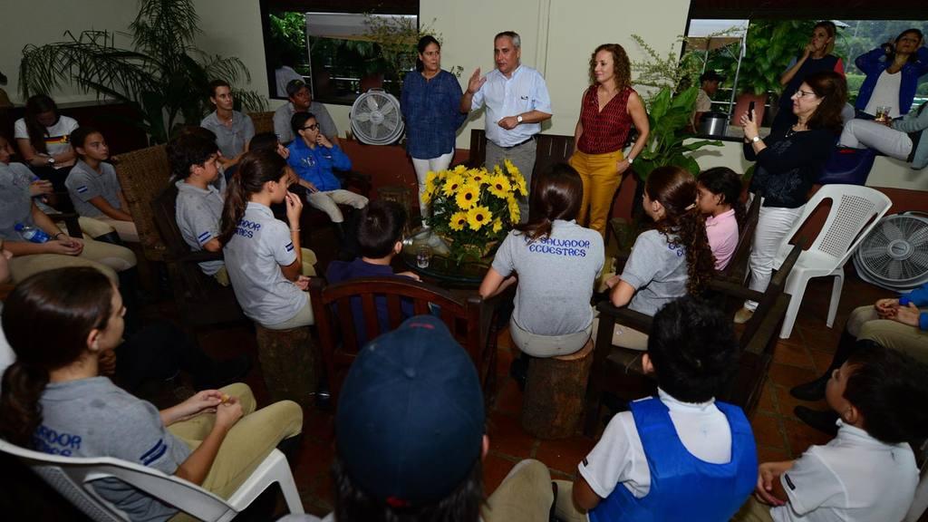 Ingmar de Vos en El Salvador