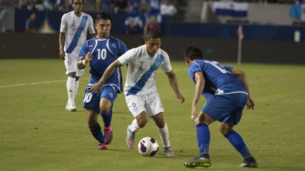 EL SALVADOR - GUATEMALA