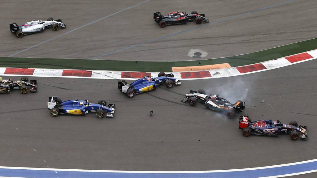Formula One Grand Prix of Russia