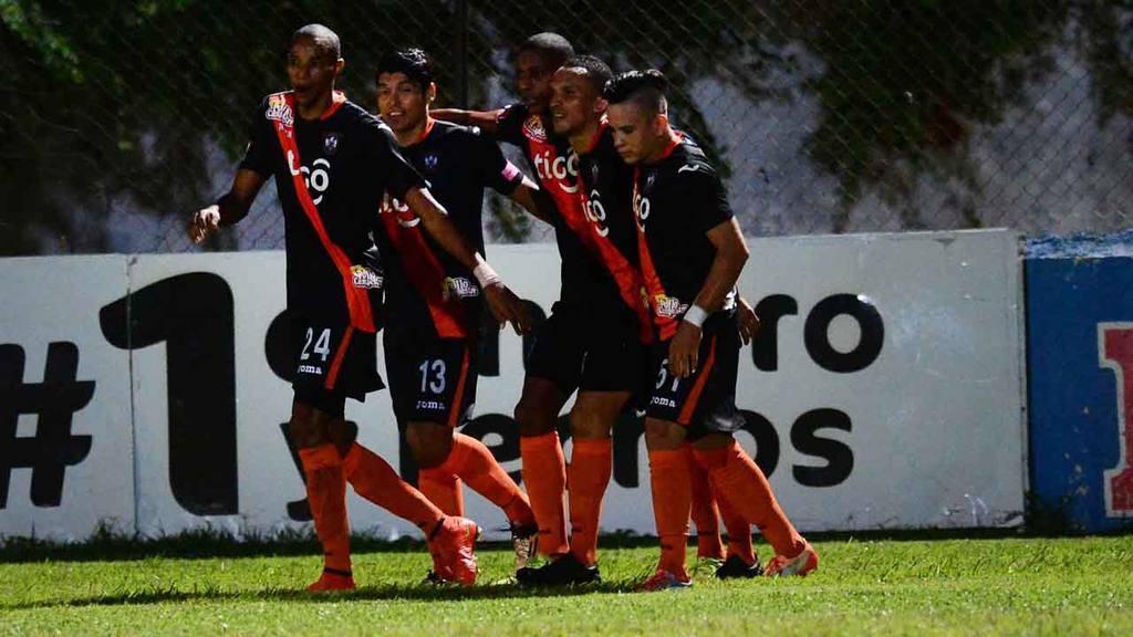 Águila 3-0 Sonsonate