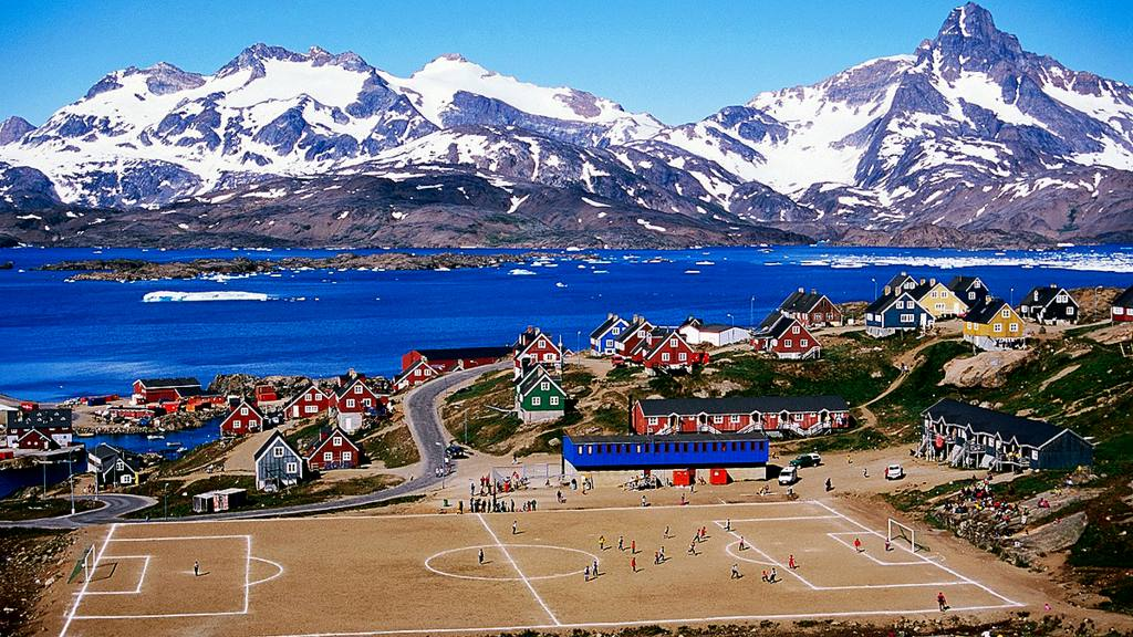 Tasillaq, Groelandia