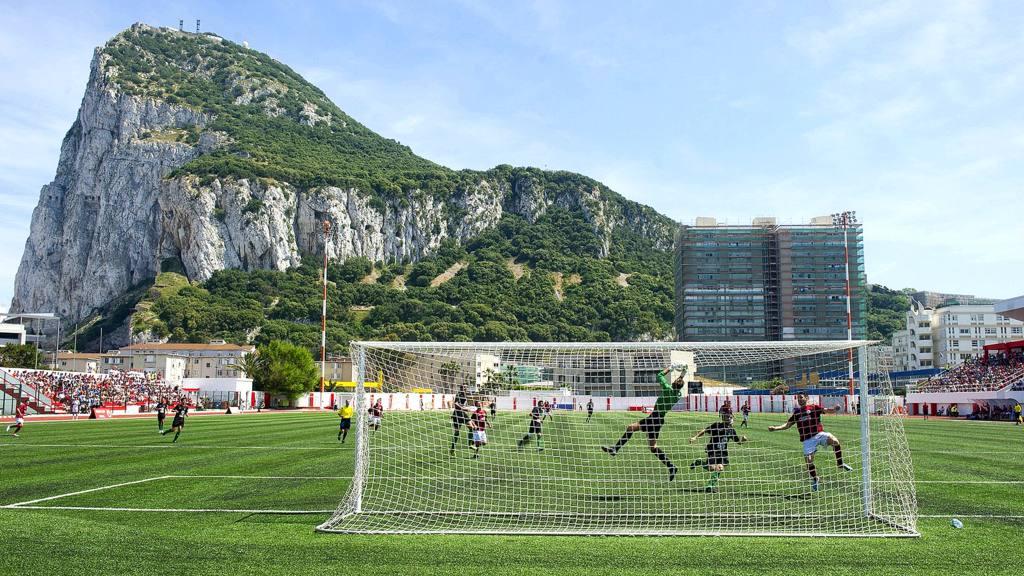 Gibraltar, Europa