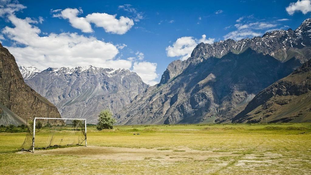 Tajikistán, Asia