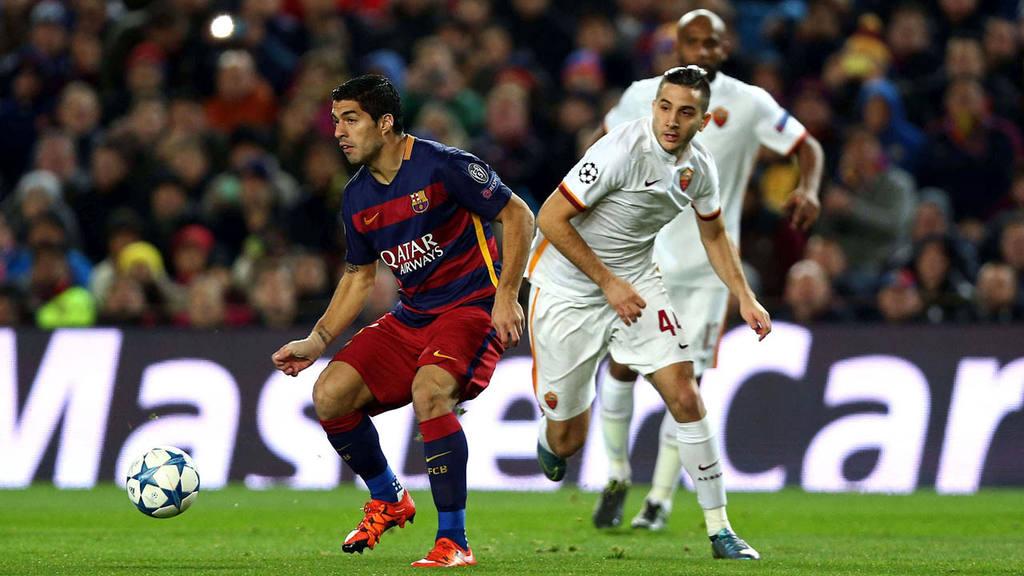 Barcelona 6-1 Roma